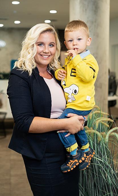 mateřská práce peníze kariéra